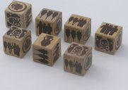 Roll Through the Ages: The Bronze Age dice