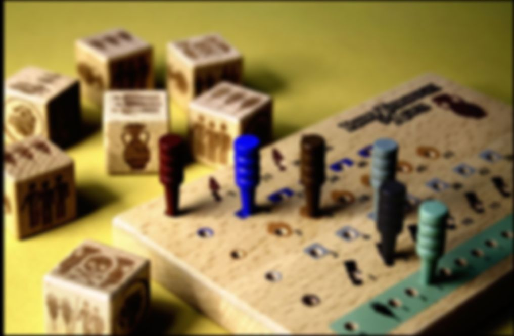 Roll Through the Ages: The Bronze Age gameplay