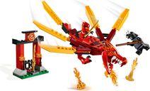 Kai's Fire Dragon gameplay