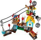 LEGO® Angry Birds Pig City Teardown components