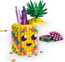 LEGO® DOTS Pineapple Pencil Holder components