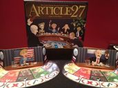 Article 27: The UN Security Council Game components