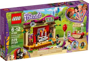 LEGO® Friends Andrea's Park Performance