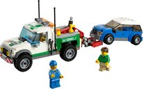 LEGO® City Pickup Tow Truck components