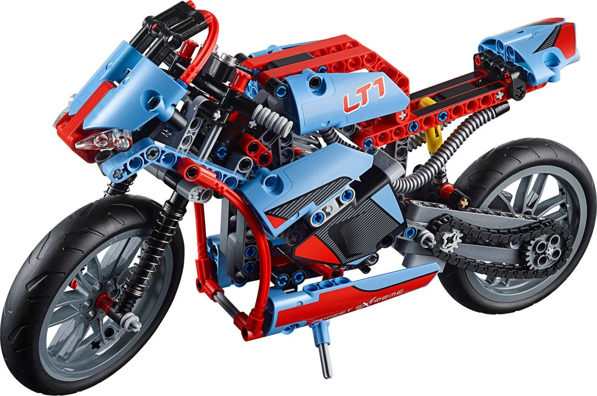 Street Motorcycle components