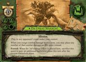 Warhammer: Invasion - Battle for the Old World Da Great Waaagh! card