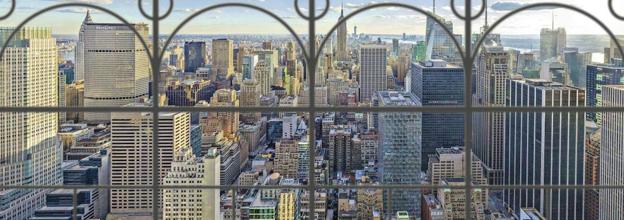 New York City Window