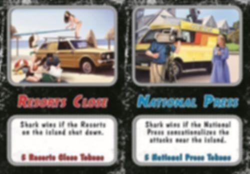 Shark Island cards