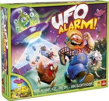 Alien Alarm!