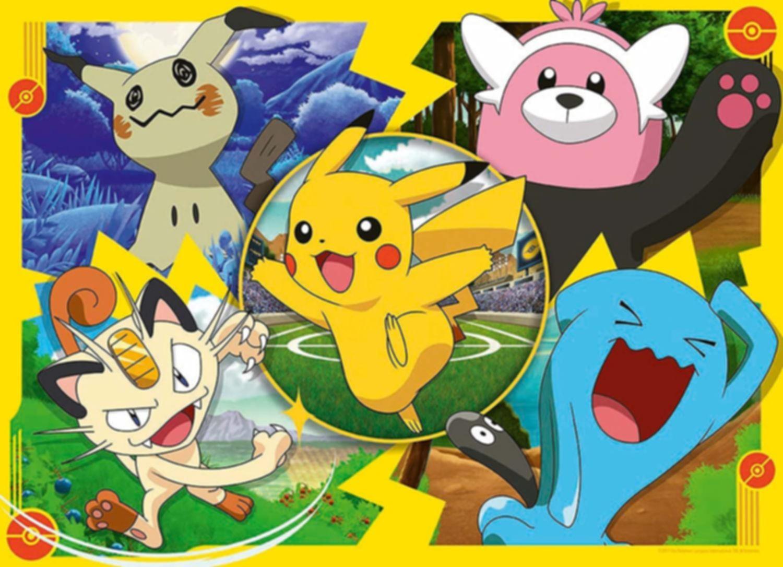 Bumper Pack, Pokemon