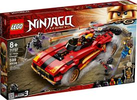 LEGO® Ninjago X-1 Ninja Charger