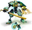 LEGO® Ninjago Lloyd's Hydro Mech gameplay