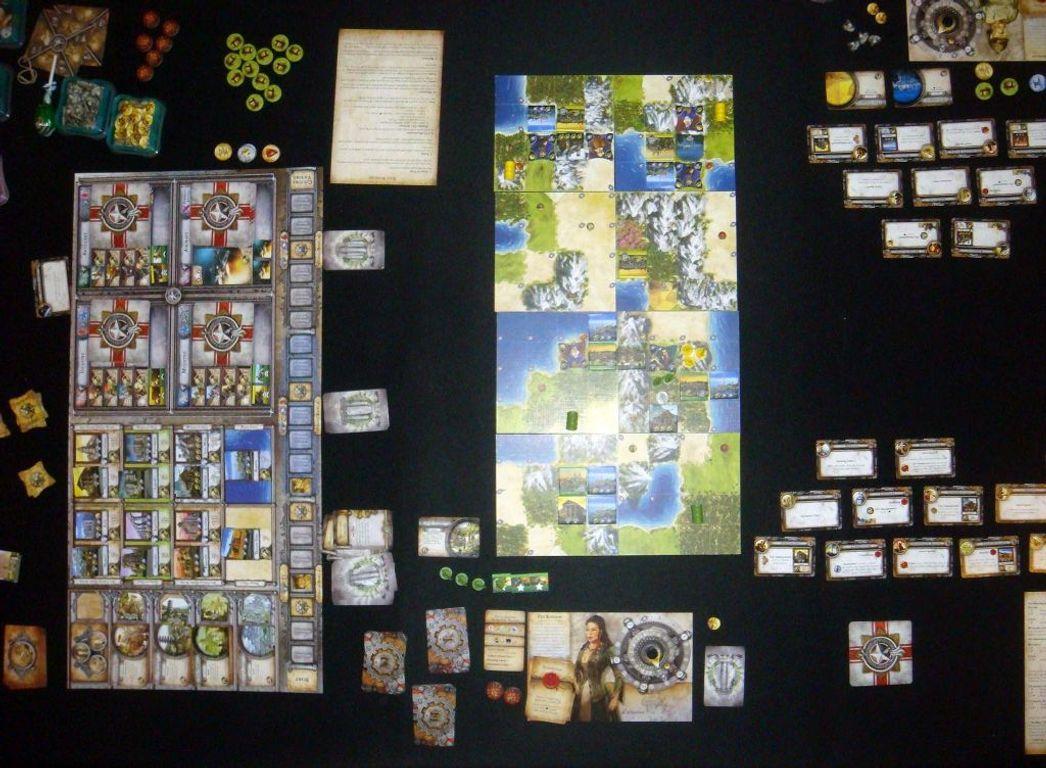 Sid Meier's Civilization Board Game gameplay