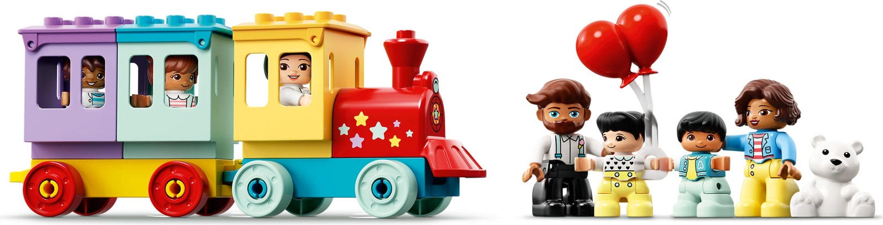 LEGO® DUPLO® Amusement Park components
