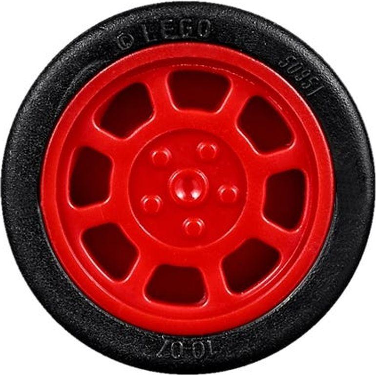 Lightning McQueen Speed Launcher wheels