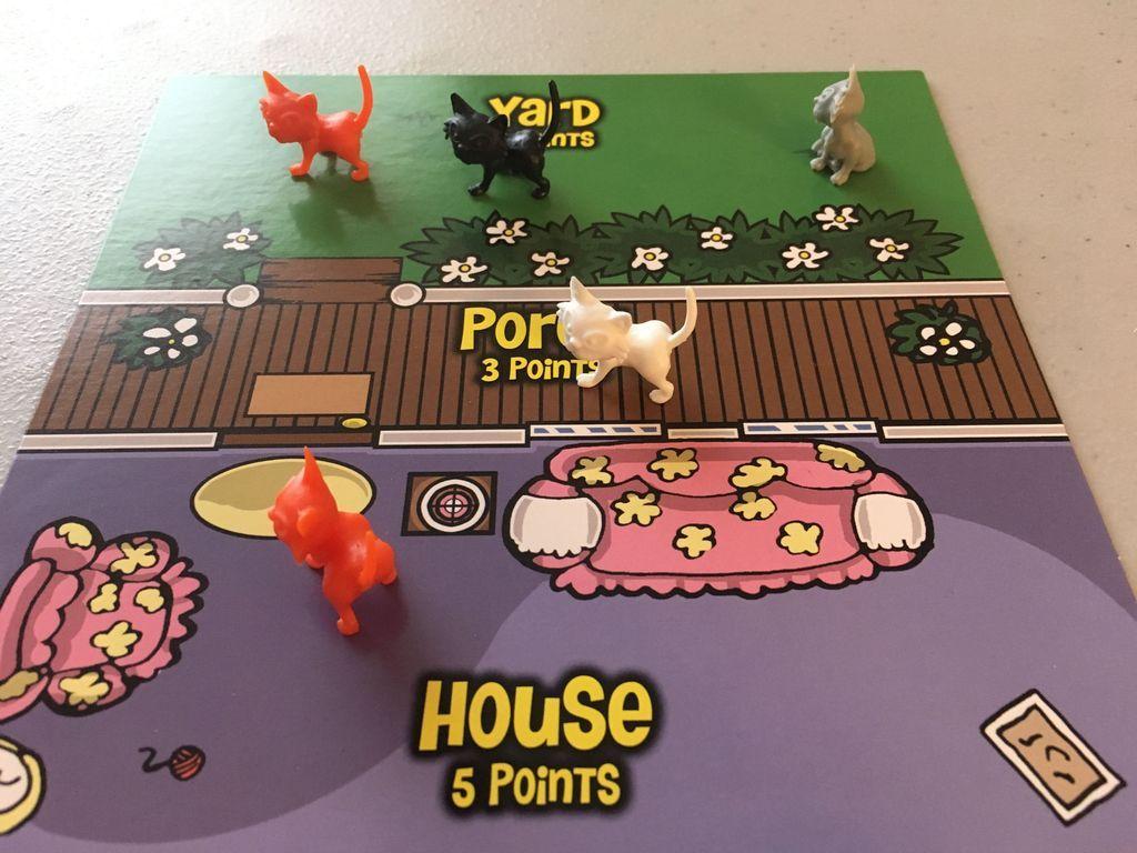 Here, Kitty, Kitty! gameplay