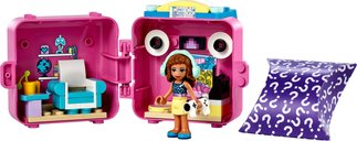LEGO® Friends Olivia's Gaming Cube components