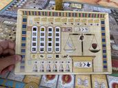 Tekhenu: Obelisk of the Sun game board
