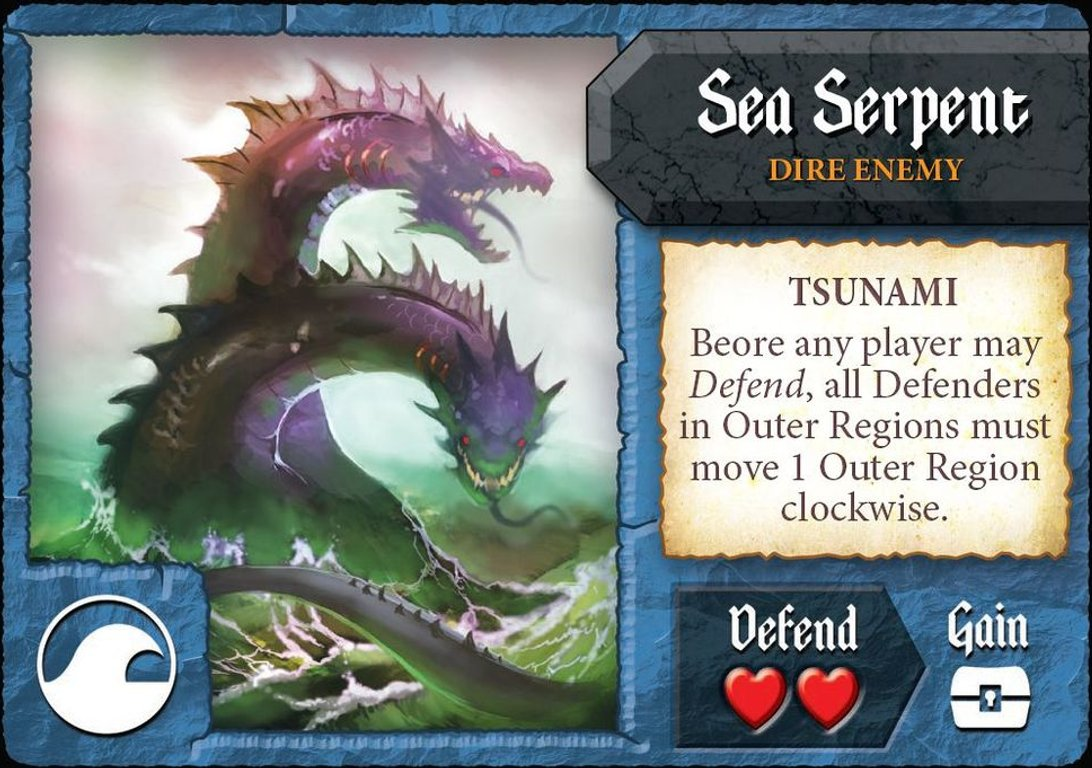 Tiny Epic Defenders (Second Edition) cards