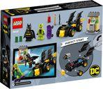 Batman™ vs. The Riddler™ Robbery back of the box