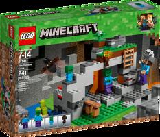 LEGO® Minecraft The Zombie Cave