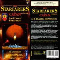 Starfarers of Catan: 5-6 Player Expansion