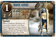Summoner Wars: Vanguards - Second Summoner cards