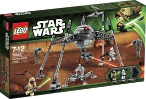 LEGO® Star Wars Homing Spider Droid