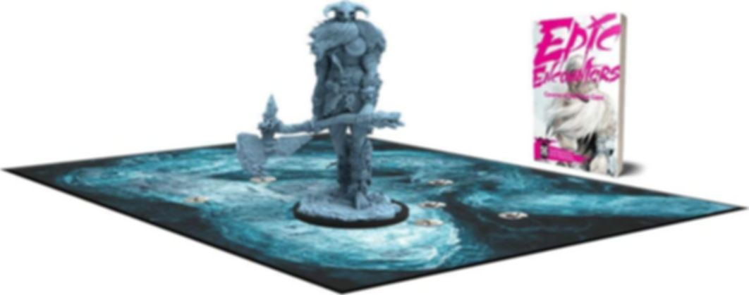 Caverns of the Frost Giant components