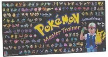 Pokémon Master Trainer