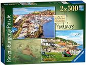 Picturesque Landscapes No.1 Yorkshire Whitby & Runswick Bay