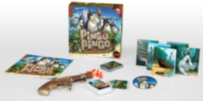 Pingo Pingo components