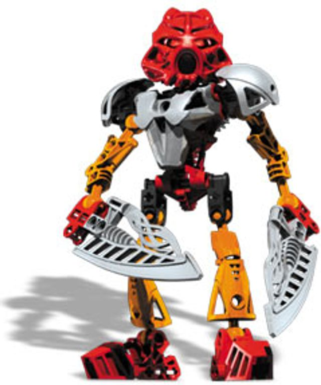 LEGO® Bionicle Tahu Nuva components