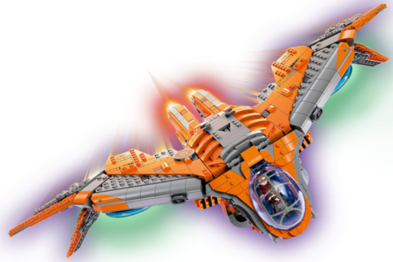 LEGO® Marvel The Guardians' Ship gameplay