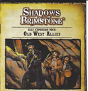 Shadows of Brimstone: Allies of the Old West Ally Expansion book