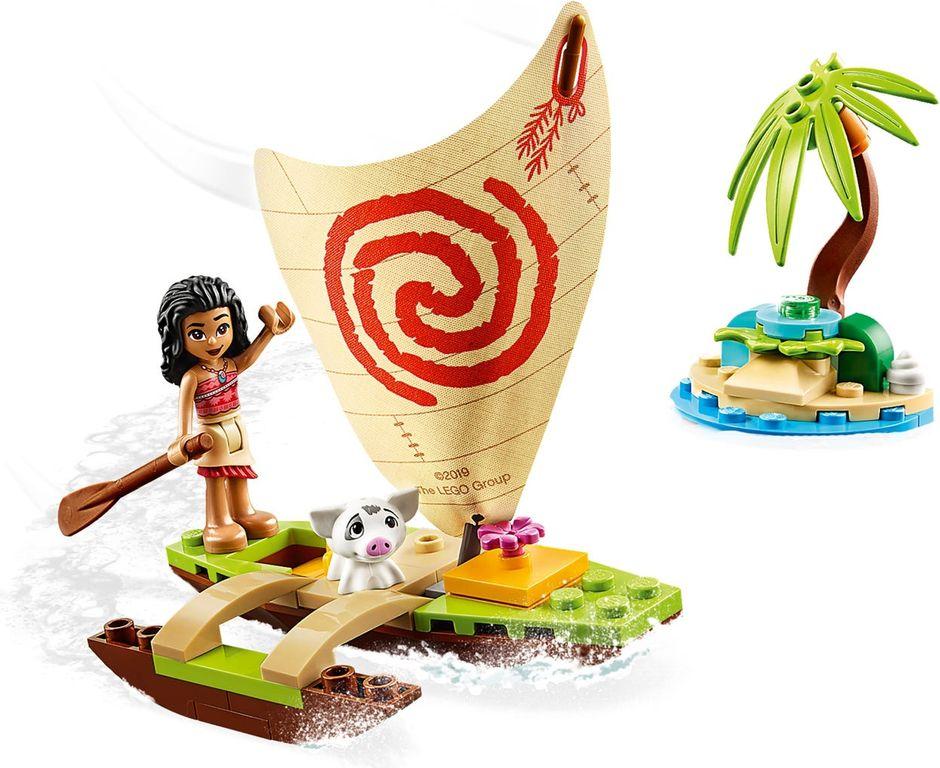 Moana's Ocean Adventure gameplay
