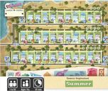 Welcome To...: Summer Thematic Neighborhood game board
