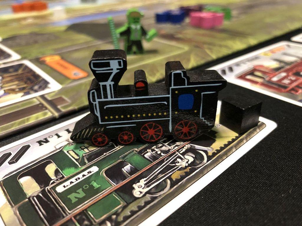 Snowdonia: Deluxe Master Set gameplay
