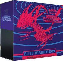Pokémon Sword & Shield Darkness Ablaze Elite Trainer Box
