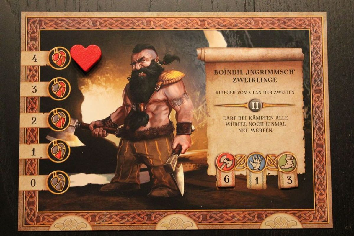 The Dwarves components