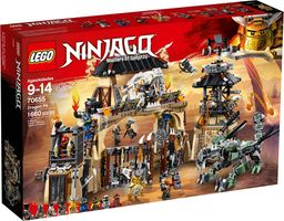 LEGO® Ninjago Dragon Pit