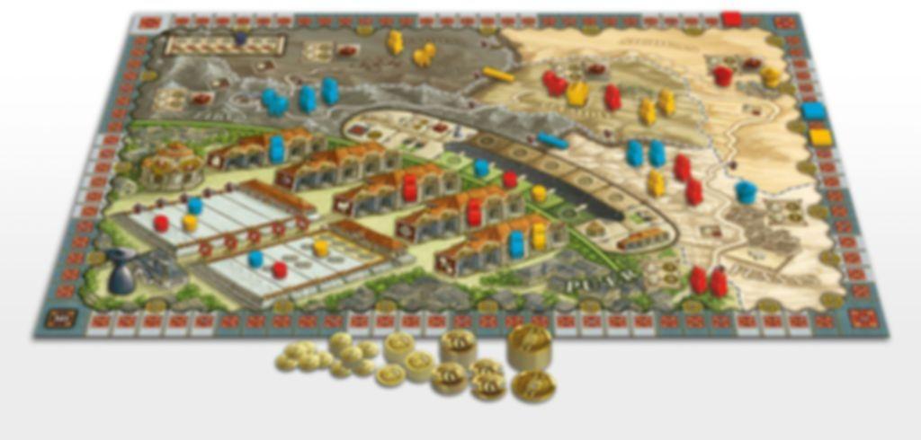Yunnan gameplay