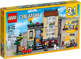 LEGO® Creator Park Street Townhouse