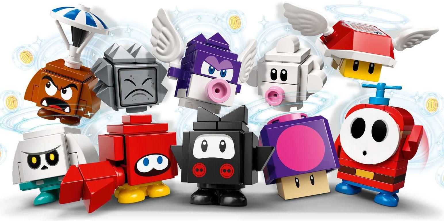LEGO® Super Mario™ Character Packs – Series 2 minifigures