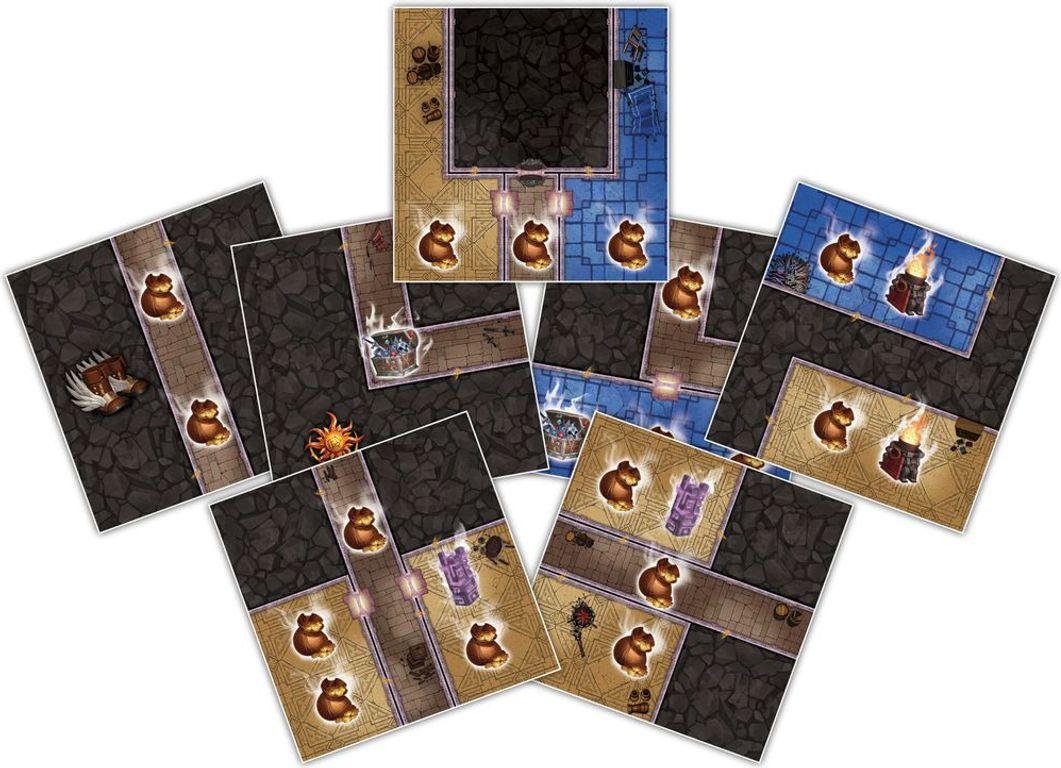 Delve tiles