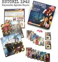 City of Spies: Double Agent expansion components