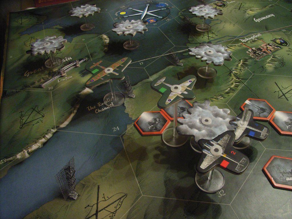 Duel in the Dark gameplay