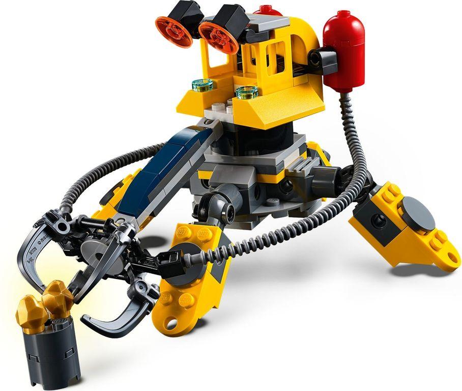 LEGO® Creator Underwater Robot alternative