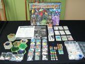 Battlemist components
