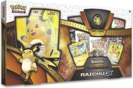 Pokémon: Shining Legends Raichu GX